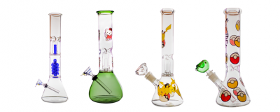 MJ Smoke Shop Vancouver bongs