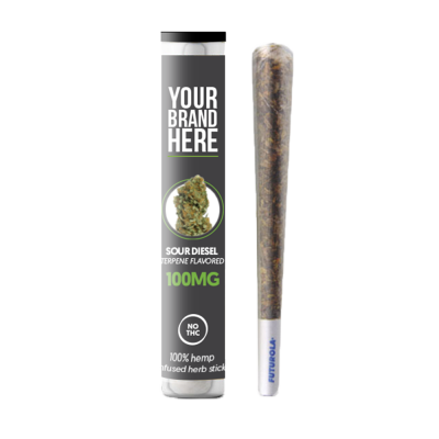 The Hemp Plug White Label Hemp Extract Infused Herbs